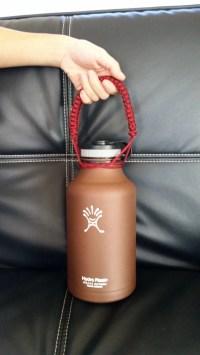 Handmade Hydro Flask Handle Holder Widemouth holder only