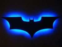 Batman Wall Light | my own batman wall l ls batman l and ...