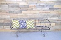 Vintage Homecrest Loveseat Homecrest Patio Furniture Mid