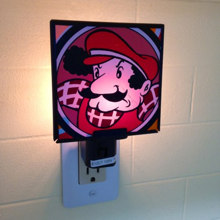 Mario Night Light
