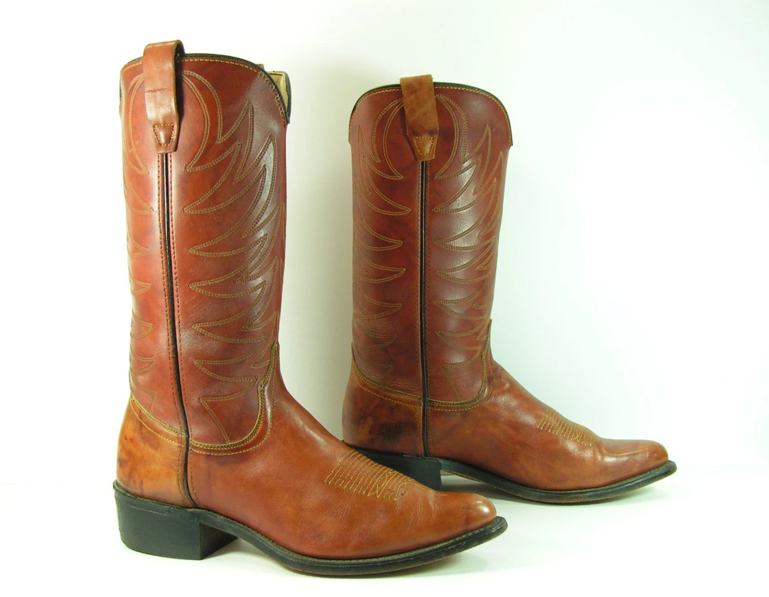 Womens Vintage Cowboy Boots With Innovative Styles In Uk