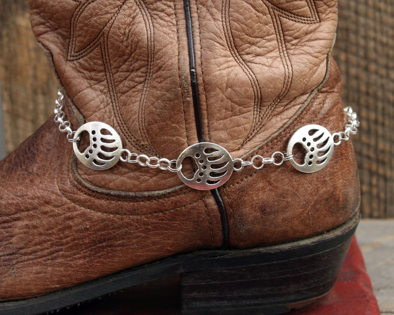 Triple Bear Claw Boot Blingboot Jewelrybear Claw