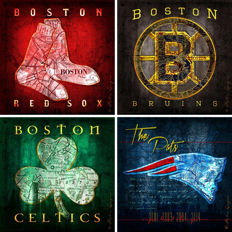 Tom Brady Wallpaper Iphone X Red Sox Patriots Bruins Celtics Maps 4 Pack Boston By