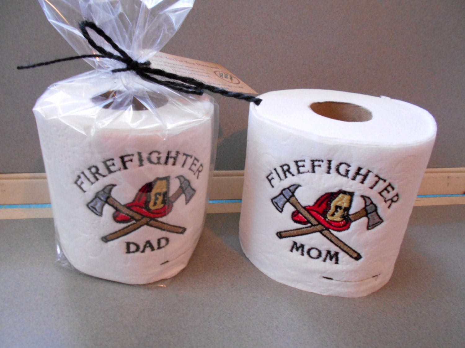 Custom Made Toilet Paper Embroidered Toilet Paper Custom Toilet Paper Custom