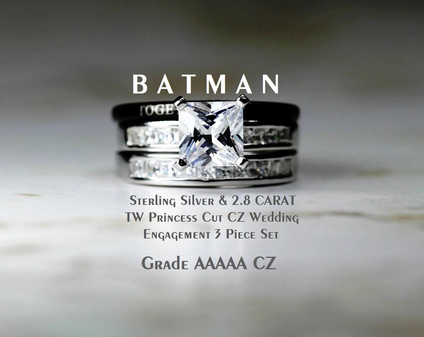 batman wedding ring set batman wedding ring batman wedding ring set hd photo