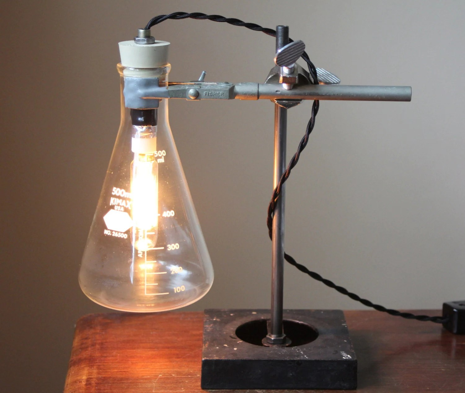 Cool Industrial Lamps Industrial Desk Lamp Science Lamp Steampunk Table Lamp Cool