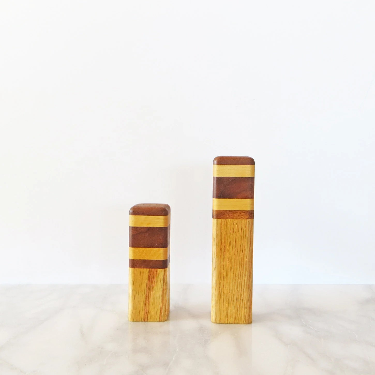 Modern Salt And Pepper Shakers Mid Century Modern Salt And Pepper Shakers By Avintagecollective