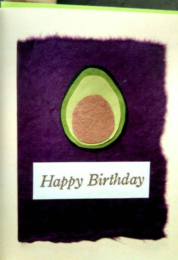 happy birthday business card