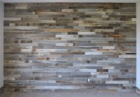 Reclaimed Wood Wall Paneling DIY asst 3-inch boards. by ...