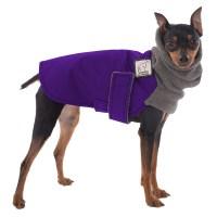 MINIATURE PINSCHER Winter Dog Coat Winter Coat for Dogs