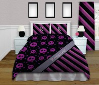 Items similar to Gothic Bedding, Bed Comforter sets ...