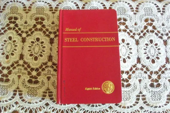 Aisc Steel Construction Manual 14th Edition Pdf  Modern