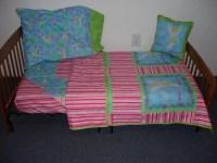 Tinkerbell 8pc Toddler Bedding Set
