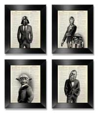 Star wars art | Etsy