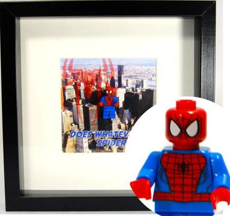Lego Spiderman Venom Decals