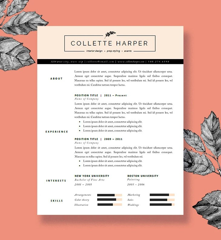 Resume Cover Letter Template Pages Pages Cover Letter Template Free Iwork Templates Polished Resume Template And Cover Letter By