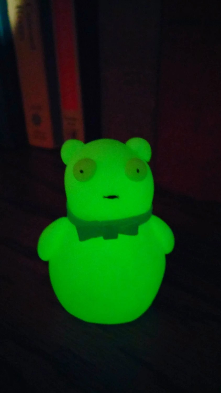 Kuchi Kopi Night Light Ikea Kuchi Kopi Bob's Burgers Inspired Glow In The By Afkforcosplay