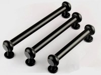 Black Kitchen Cabinet Handle Drawer Pull Handles Dresser Pulls