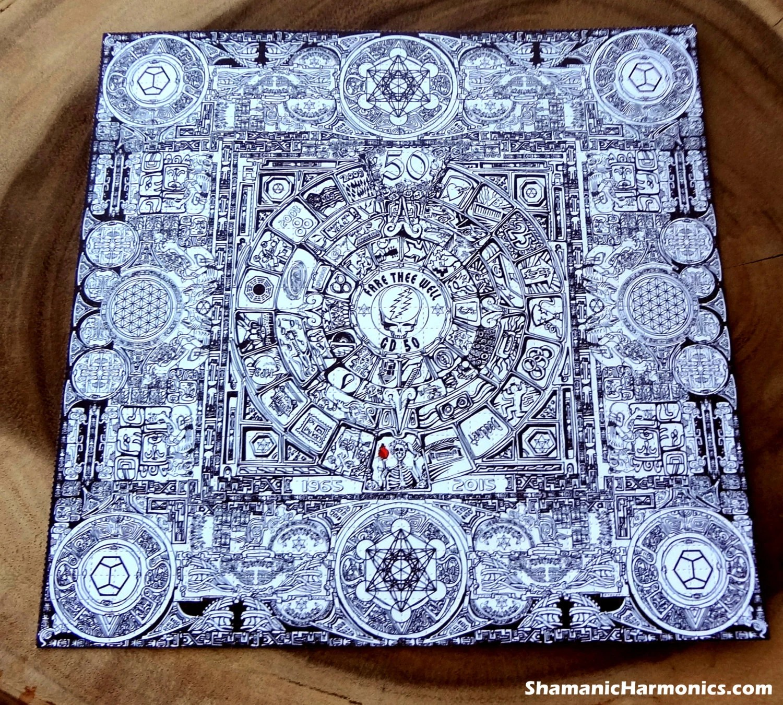 How Was The Calendar Created Lsd Wheelersburg Lsd Home Page Lsd Blotter Art Gd50 Inspired Double Sided 900 Hit Print