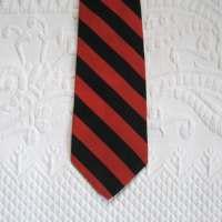 Vintage Princeton University Silk Tie  Haute Juice