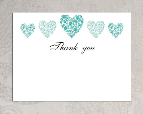 thank you cards template word - Onwebioinnovate
