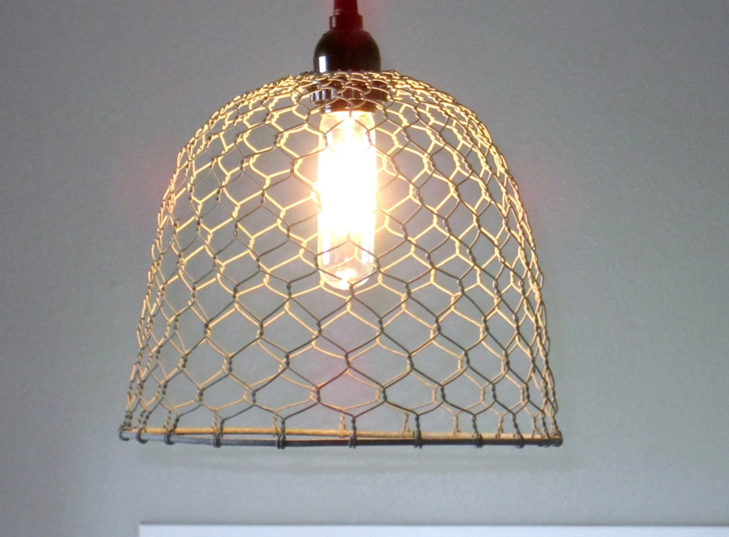 farmhouse chandelier farmhouse kitchen lights Rustic Pendant Lighting chicken wire farmhouse pendant light lighting rustic lighting kitchen lighting