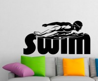 swimming pool decals stickers