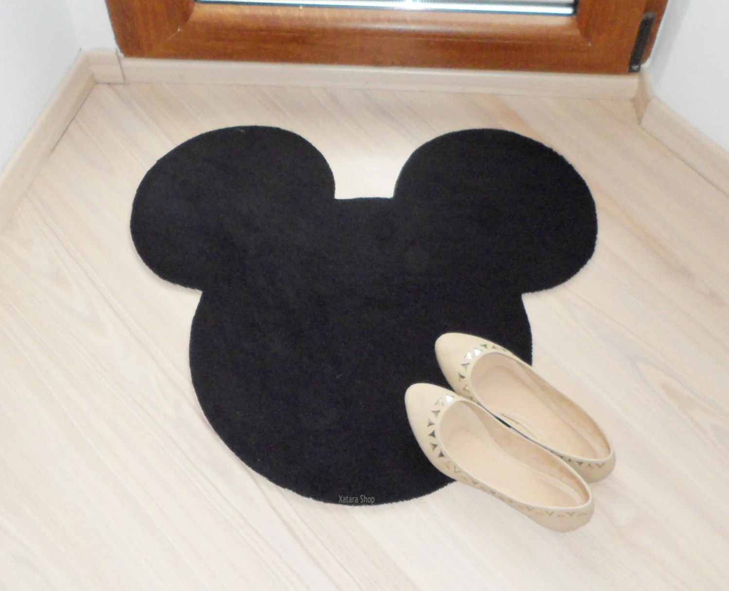 Alfombras Mickey Mouse Kids Room Decor Rug Based In Mickey Mouse Head Disney