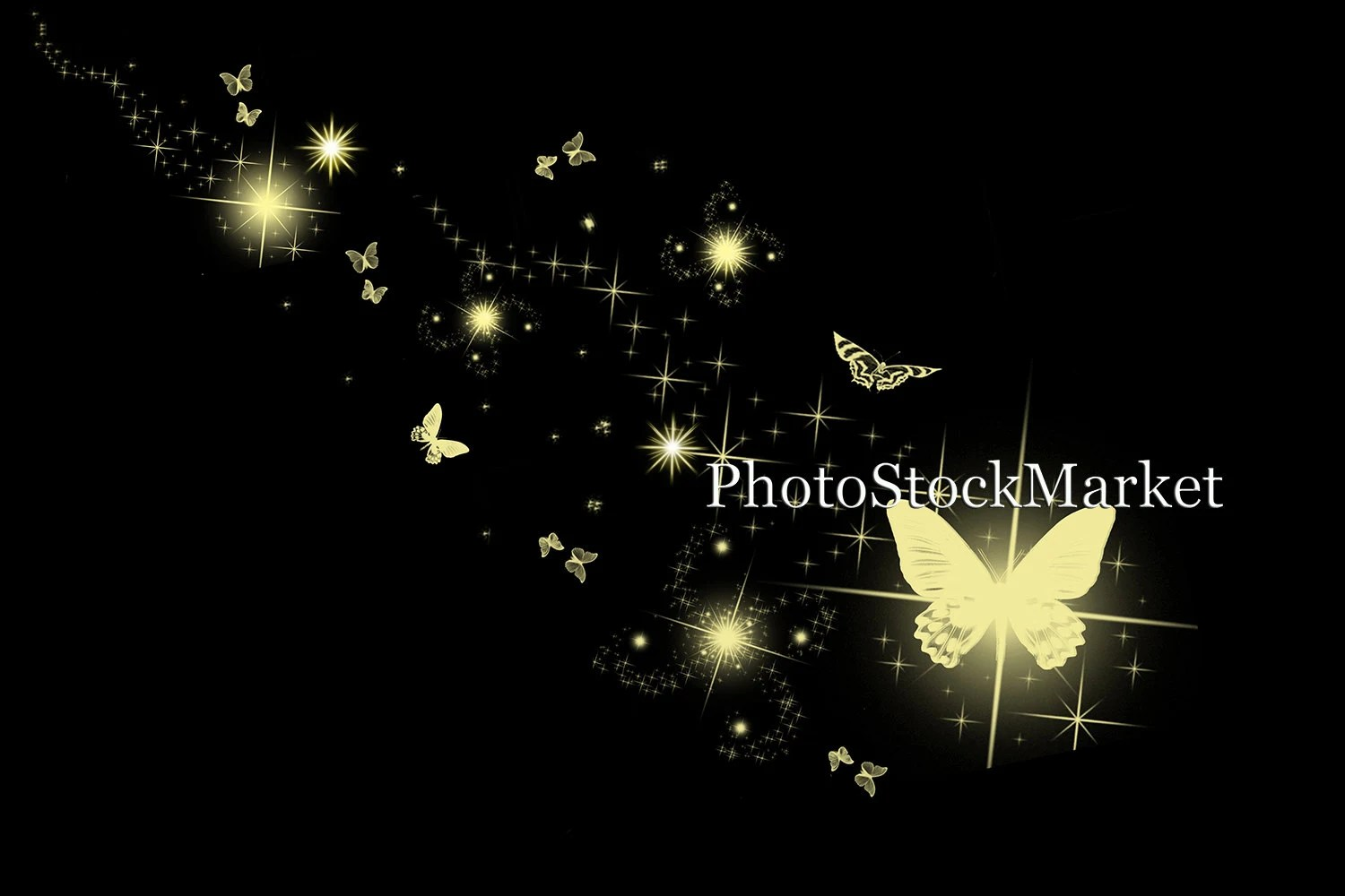 Falling Snow Wallpaper Software Butterfly Sparkles Overlay Photoshop Overlay Magic Dust