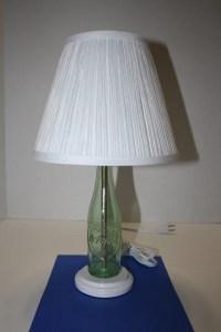 Dr. Pepper Bottle Table Lamp