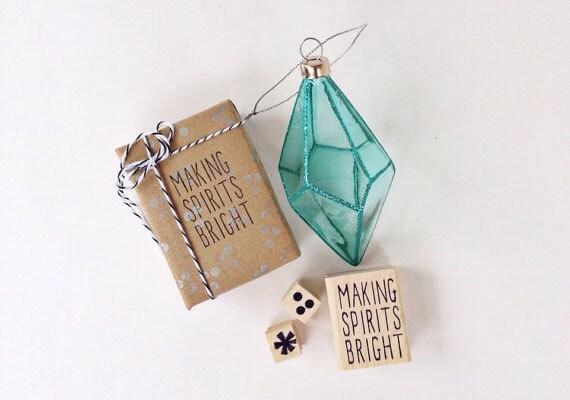 Twelve Holiday Packaging DIY Ideas - creative packaging ideas