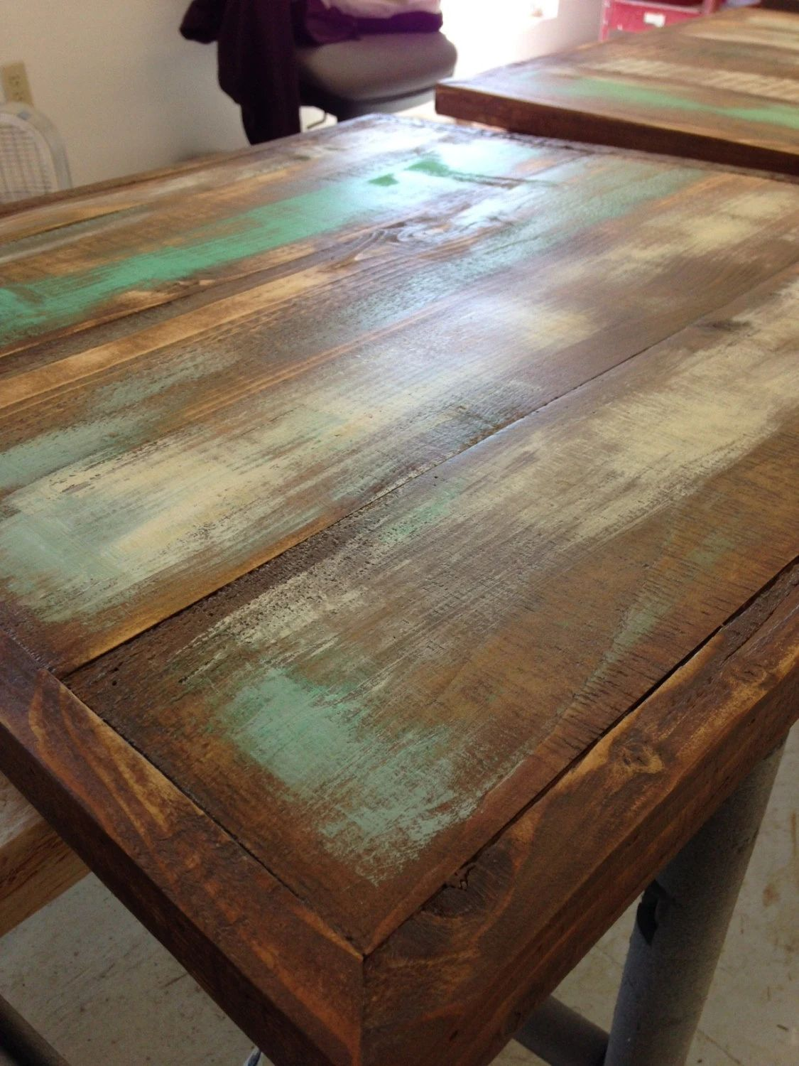 furniture restaurant table tops reclaimed douglas fir tabletops of los angeles 7