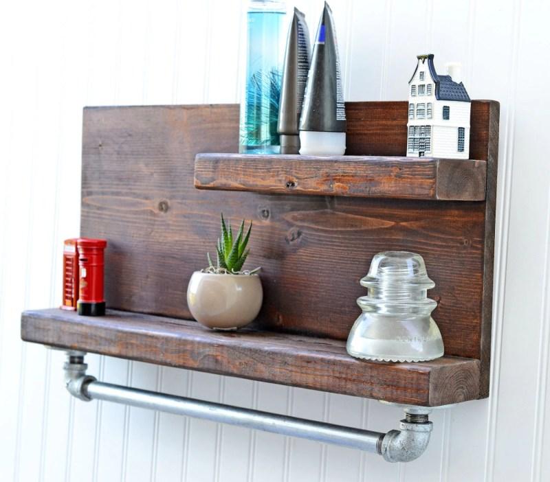 Large Of Decorative Shelf For Bathroom