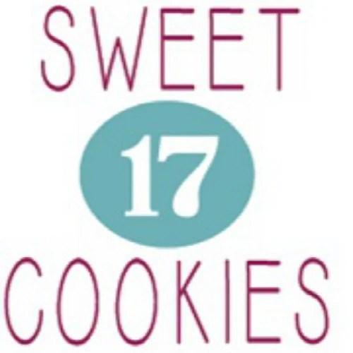 Sweet 17 Cookies by Sweet17Cookies on Etsy - create a gift certificate template