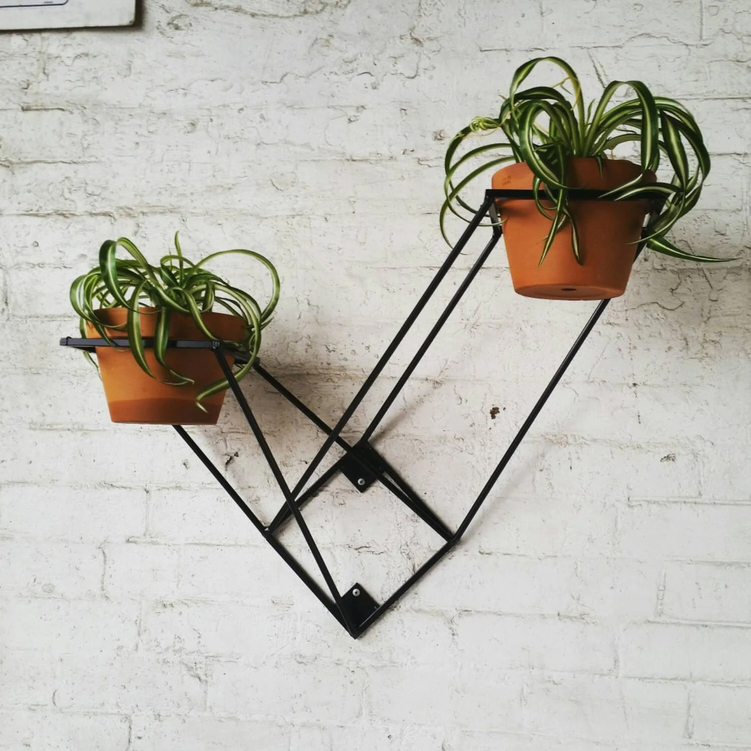 Indoor Wall Mounted Plant Holders Wall Mounted Plant Stand