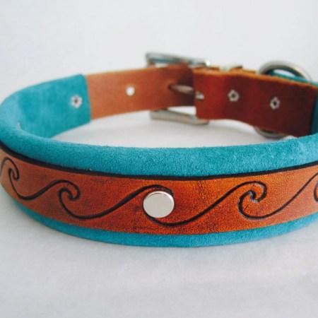 Needlepoint Puppy Collars