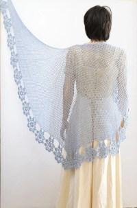 Wedding shawl Shawl pattern Crochet shawl wrap Wrap by ...