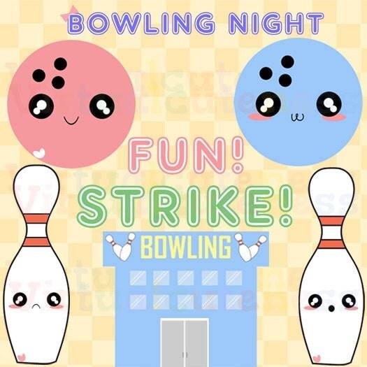 Shop closing sale 99 cent clipart cute bowling clip art