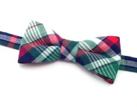 Madras Plaid Bow Tie boys bow ties baby bow ties bow ties