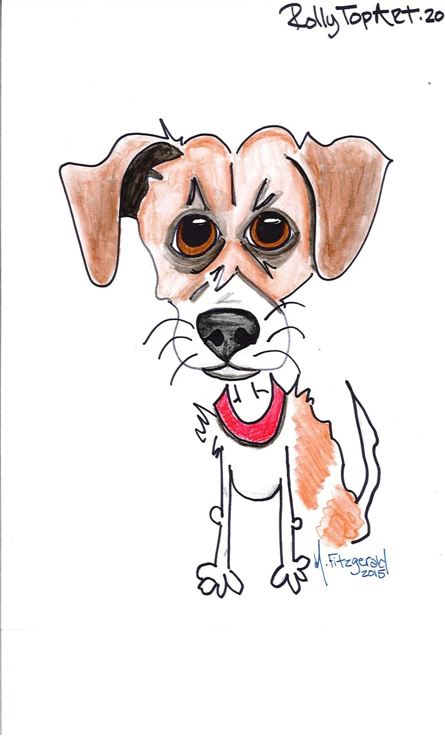 Pet Cartoon, Custom Paint...