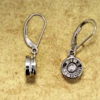 Bullet Jewelry Earrings Winchester Fine by WinchesterJewelry