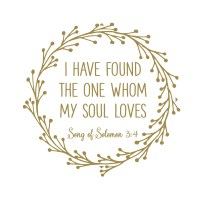 Song of Solomon | I Have Found the One Whom My Soul Loves ...