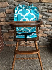 Items similar to High Chair Cover. High chair pad. high ...