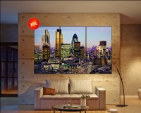 London canvas wall art London wall decoration London ...