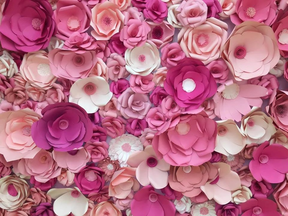 Make Your Own 3d Name Wallpaper Paper Flower Backdrop Paper Flower Wall Photo Booth