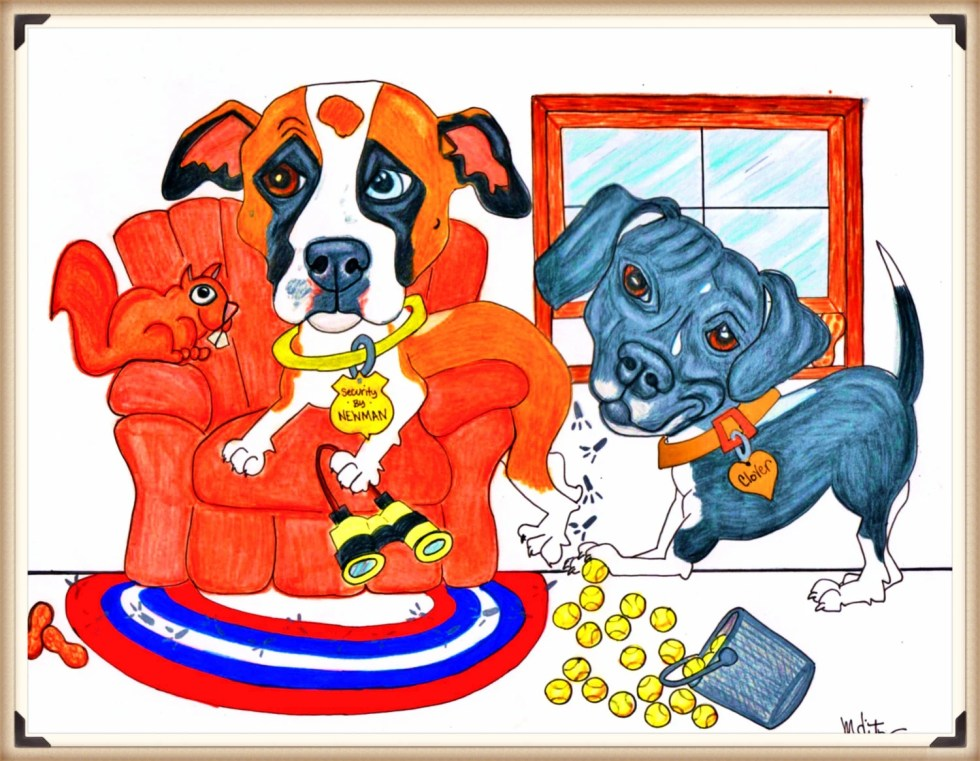 Pet Caricature, Pet Art f...