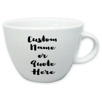 Large Coffee Mug Personalized Mug Custom Coffee by ...