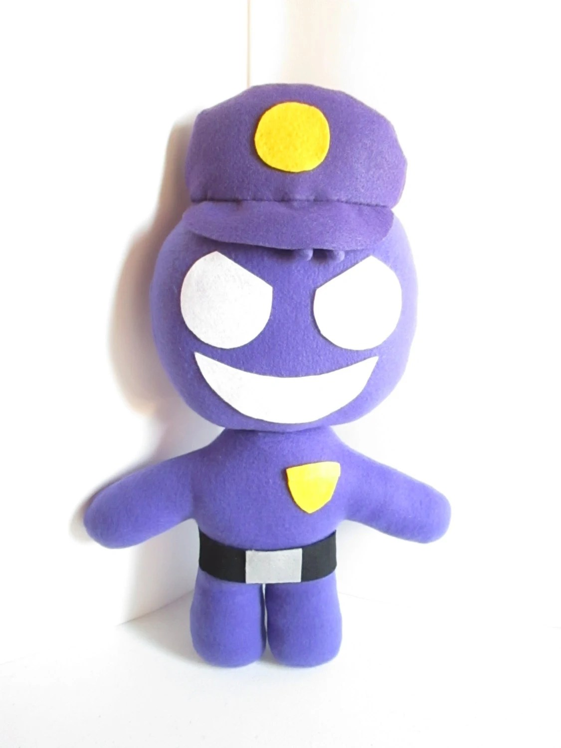 Create Your Own Iphone Wallpaper Online Purple Guy Plush Inspired By Five Nights At Freddy S