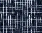 Lotta Jansdotter Fabric - Hemma - Pook in Denim