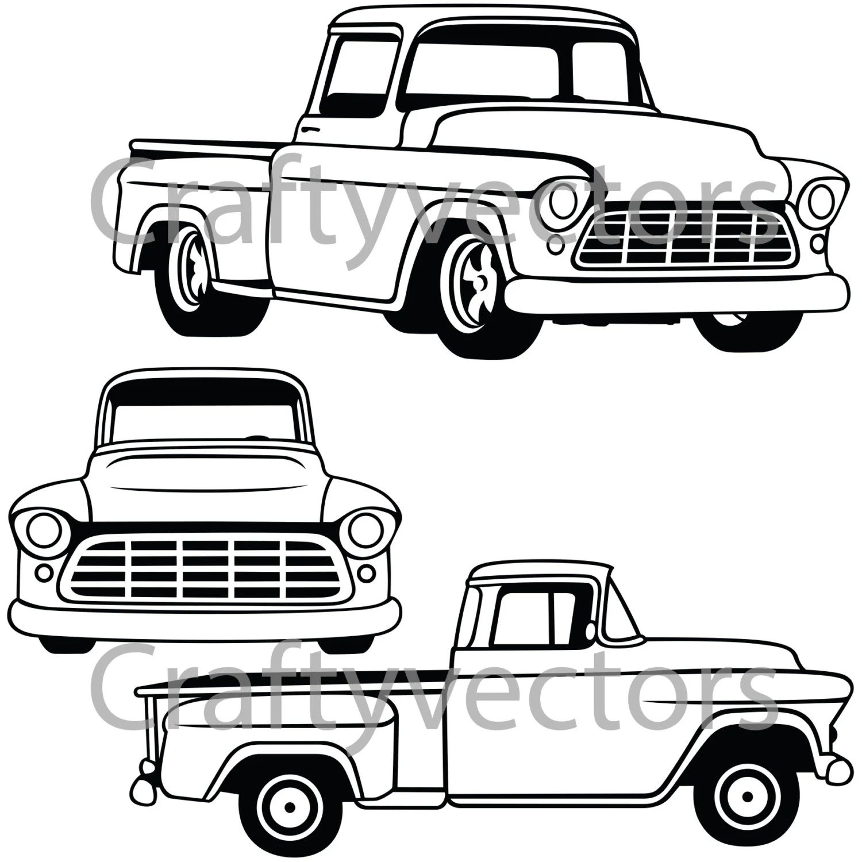1956 chevy truck 4x4